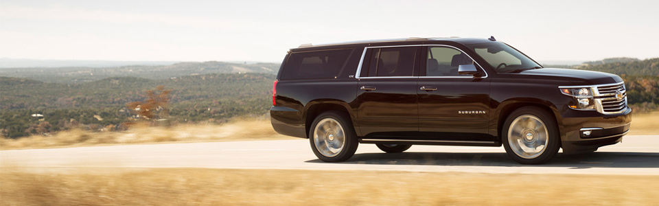 2015 Chevy Suburban Warranty Image