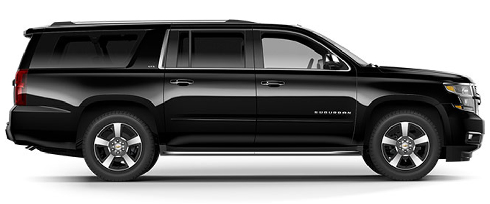 2015 Chevy Suburban Overview Image