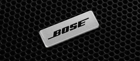 Energy-Efficient Bose® Audio