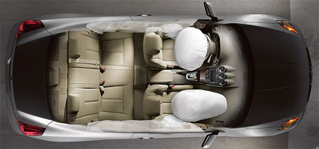 Nissan Advanced Air Bag System