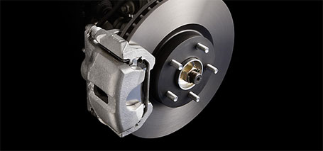 4-Wheel Anti-Lock Braking System (ABS)