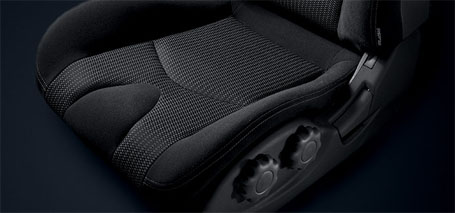 8-Way Adjustable Driver's Seat