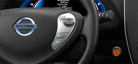 Cruise Control With Steering-Wheel-Mounted Controls
