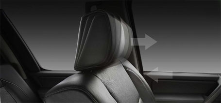 Active Head Restraints