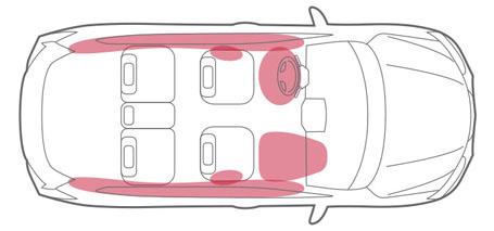 Nissan Advanced Air Bag System