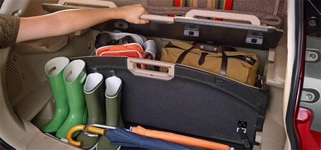 Divide-N-Hide® Cargo System