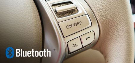Bluetooth® Hands-Free Phone System