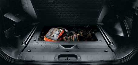 Cargo Area Under-Floor Storage