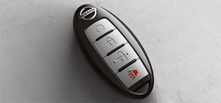 Nissan Vehicle Immobilizer System