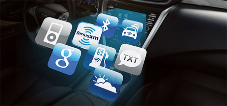 NissanConnectSM With Mobile Apps