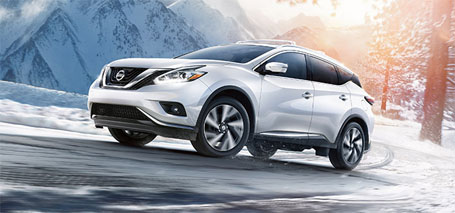 Front-Wheel Drive (FWD) or Intuitive All-Wheel Drive (AWD)