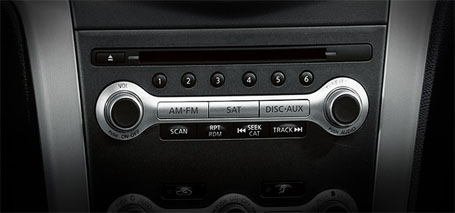 Auto-Adjusting Amplifier For Convertible Top Up Or Down