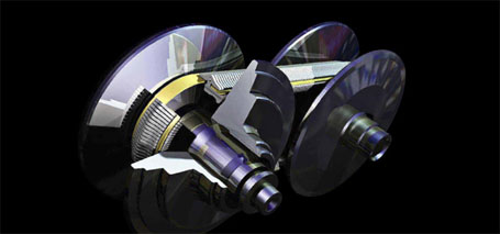 Xtronic CVT® (Continuously Variable Transmission)