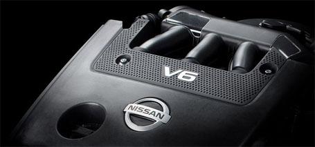 3.5-Liter DOHC 24-Valve V6 Engine