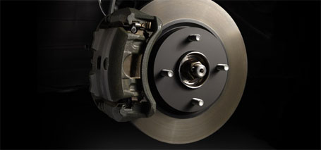 ABS with Electronic Brake force Distribution (EBD) and Brake Assist