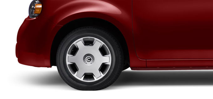 STEEL WHEELS WITH WHEEL COVERS