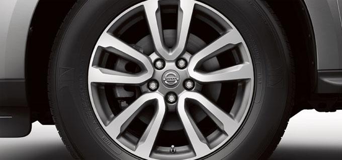 18 inch Aluminum-Alloy Wheels