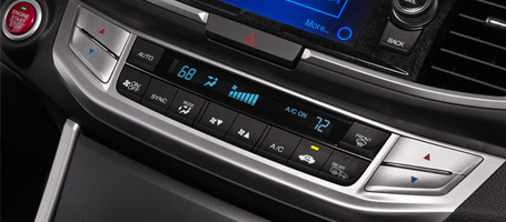 Dual Zone Automatic Climate Control