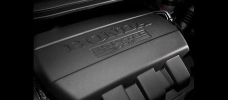 3.5-liter, 24-valve, SOHC i-VTEC® V-6 engine
