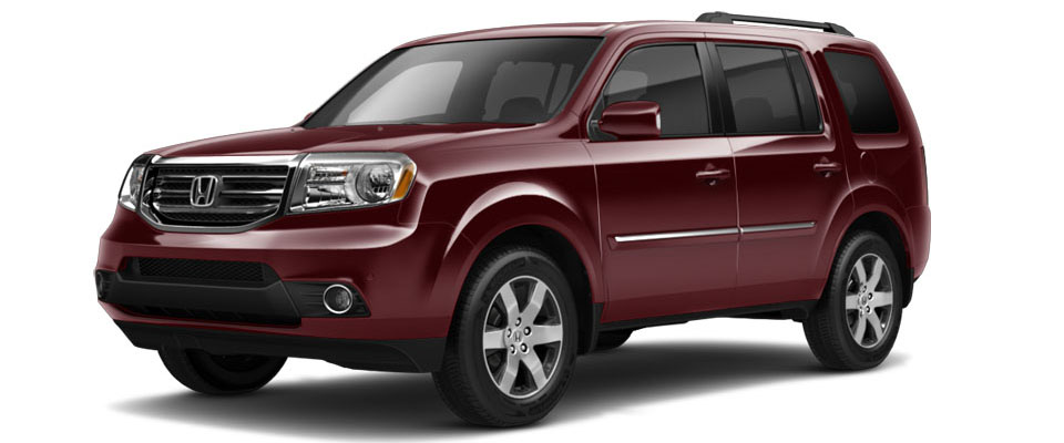 2015 Honda Pilot For Sale in Huntington