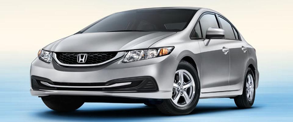 2015 Honda Civic Natural Gas For Sale in Pueblo