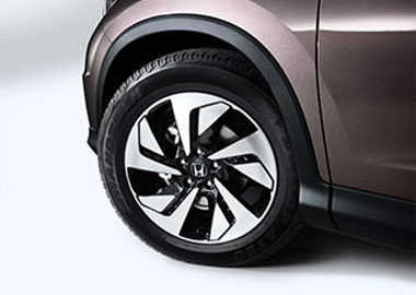 18-inch Alloy Wheels