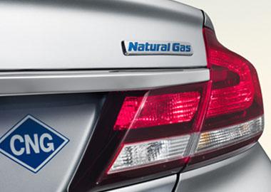 CNG Badging