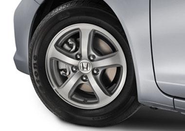 15-Inch Alloy Wheels
