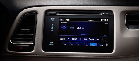 7-Inch Touch Screen