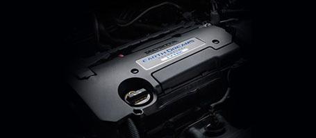 185-hp, 2.4-Liter, Earth Dreams Technology™ i-VTEC® 4-Cylinder Engine