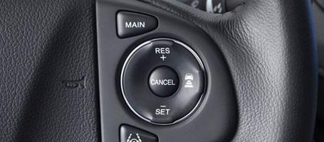 Steering Wheel Mounted Controls