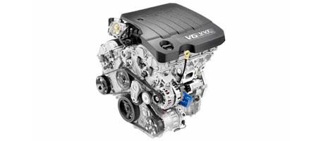 3.6L V6 ENGINE