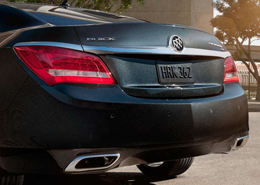 DUAL-OUTLET STAINLESS-STEEL EXHAUST TIPS