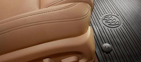 EIGHT-WAY POWER-ADJUSTABLE FRONT-PASSENGER SEAT