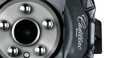 Front Performance Brembo® Brakes