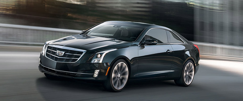 2016 Cadillac ATS Coupe For Sale in Dubuque