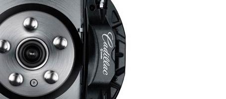 Brembo® front brakes