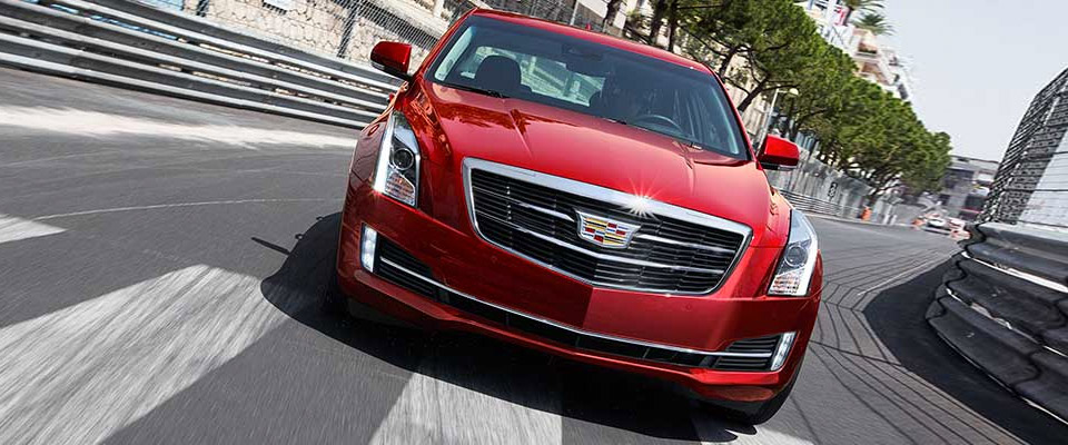 2016 Cadillac ATS Sedan For Sale in Hamilton