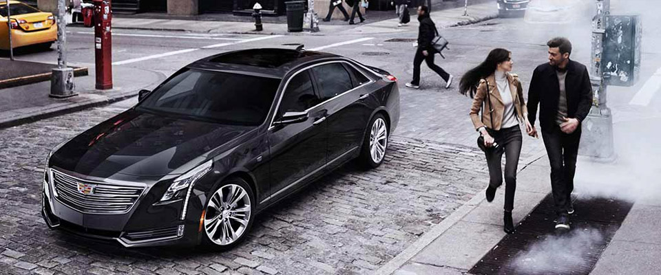 2016 Cadillac CT6 Sedan For Sale in Dubuque