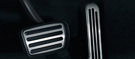 Aluminum Sport Pedals