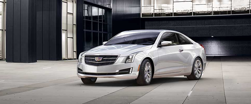 2015 Cadillac ATS Coupe For Sale in Hamilton