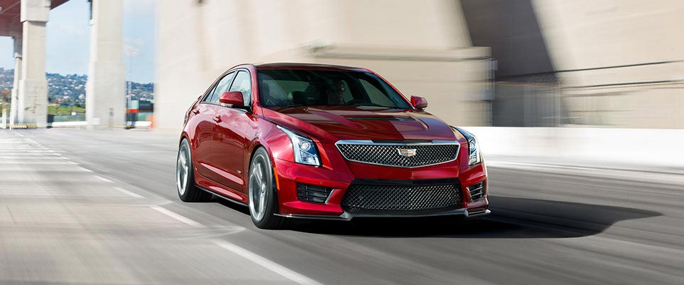2016 Cadillac ATS-V Sedan For Sale in Dubuque