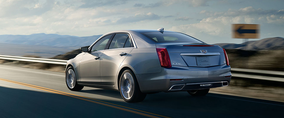 2015 Cadillac CTS Sedan For Sale in Hamilton