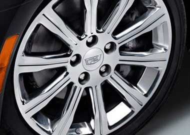 Forged-Aluminum Wheels