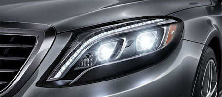 Active full-LED headlamps