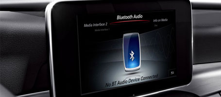 2016 Mercedes-Benz C-Class Sedan Bluetooth audio streaming