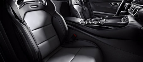 Nappa Leather Upholstery