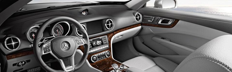 2017 Mercedes-Benz SL Roadster Warranty