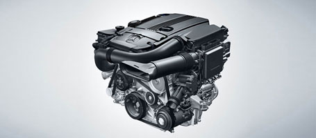 1.8L turbo Direct Injection 4-cylinder engine