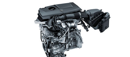 3.5L Direct Injection V-6 Engine